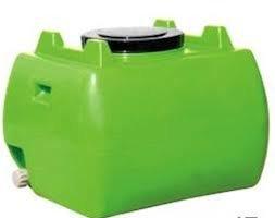 【雨水タンク】 ホームローリー タンク HLT 300 「緑」 B00C9QSB36 10800