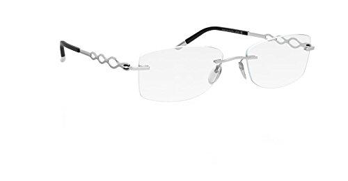 Silhouette Eyeglasses Charming Diva 4456-6053 4457-6052 4458-6051 4459-6050 - Glasses Diva