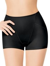 Assets Red Hot Label By Spanx Silhouette Serums Butt-boosting Girl Shorts - 1648 (X-Large, Black)