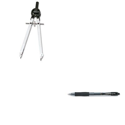 KITCHA401NPIL31020 - Value Kit - Chartpak Masterbow Compass (CHA401N) and Pilot G2 Gel Ink Pen (PIL31020)