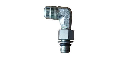 6AN AN6 an-6 Fuel Non Return One Way Check Valve Petrol Diesel Aluminium C FidgetGear 4PCS