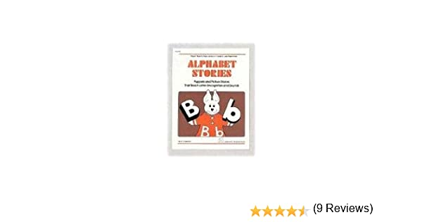 Amazon.com: Alphabet Stories: Puppets and Picture Stories That ...