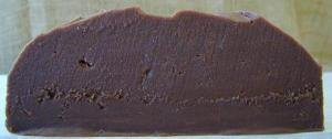 Marshall's Fudge Mackinac Island Fudge Chocolate Plain (1/2 Pound)