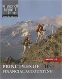 Accounting Principles 10E with Wp Sa 5. 0, Weygandt, 1118089456