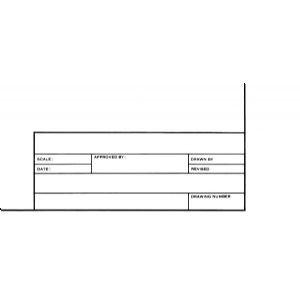 VEL PPR W/T-BLK 22X34 100PKG Drafting, Engineering, Art (General Catalog) by Alvin