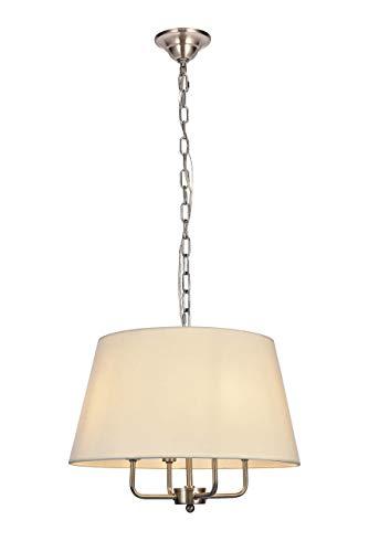 Elegant Lighting LD6009D17 Maple 4 Light 17
