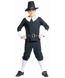 Pilgr (Pilgrim Boy Costume)