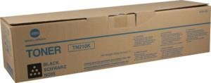 Konica Minolta bizhub C250 Black Toner (20000 Yield) - Genuine OEM toner
