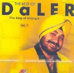 The Best of Daler - The King of Bhangra Vol. 1 (Music CD)