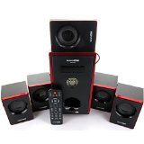 Best Acoustic Audio Home Pcs - Acoustic Audio AA5103 5.1 Surround Sound Home Entertainment Review