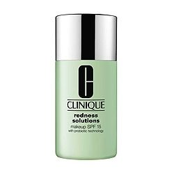 Clinique Redness Solutions SPF 15 Calming Makeup for Women, Ivory, 1 Ounce