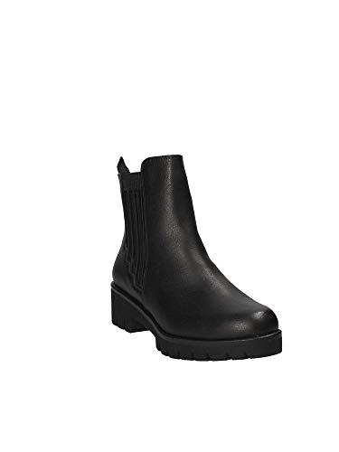 21 Femmes Noir 2 À 25415 2 Boots Tozzi Marco Talons 8Iq1UF