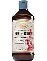Bath and Body Works Botanical Blend 2 In 1 Hair and Body Wash 12 Ounce Full Size (Botanical Body Blend)