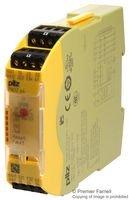 PILZ 750104 RELAY, SAFETY, 240VAC, 8A