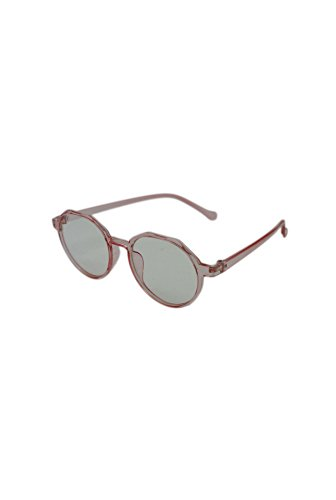 taille Pink de Lens Finecy Frame Homme unique Clear with In Lunettes soleil Pale gWgAnTO1