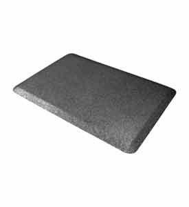 WellnessMats Steel Smooth-Granite Comfort Mat, 36 X 24 Inch