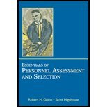 Essentials of Personnel Assessment & Selection (06) by [Paperback (2006)]