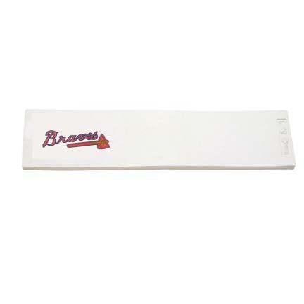 Atlanta Braves Licensed Official Size Pitching Rubber from Schutt by Schutt