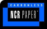 250 Sets, Legal Size (8.5'' x 14'') NCR 5889, 2 part Carbonless Laser - Inkjet Printer Paper, White-Canary