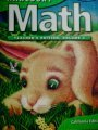 Harcourt Math, Grade 1, Harcourt School Publishers Staff, 0153155221