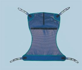 ALIMED 78252 Full Body Solid Seat Sling Medium (Solid Full Body Sling)