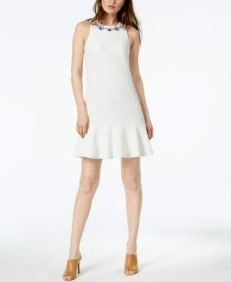 Trina Turk Women's Fizz Dress Whitewash 4