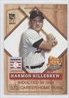 Harmon Killebrew (Baseball Card) 2001 Topps Post 500 Home Run Club - Food Issue [Base] #6