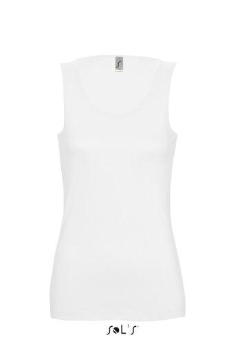 Sols - Jane - Damen Tanktop , White , M