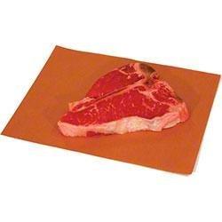 GORDON PAPER PST1230 12 x 30 in. Steak Paper Sheet44; Peach - Case of 1000