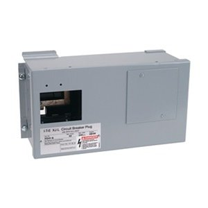 Siemens - XQ45RG - Bus Plug Enclosure, 120/240VAC Voltage, 60 Amps, Phase/Wire: 1 Phase, 4 Wire with Ground by Siemens
