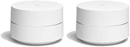 Google WiFi Doble Banda (2,4 GHz / 5 GHz) Gigabit Ethernet Blanco ...