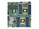 Supermicro Dual LGA2011/Intel C602/DDR3/SATA3 and SAS/V 4GbE/EATX Server Motherboard X9DR7-LN4F-O ()
