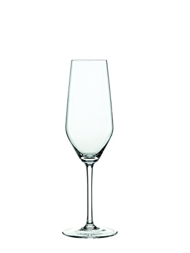 Spiegelau Style Sparkling Wine Glasses, Set of 4 ()