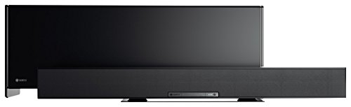 Raumfeld Soundbar (Wireless Soundbar, Wireless Subwoofer, Streaming, Spotify, kabellos, Multiroom, App)