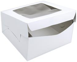 Bulk Buy: Wilton Window Cake Box For 10