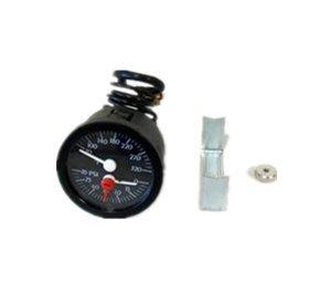 Triangle Tube Hmgau01 Inch Temperature Pressure Gauge (Mechanical Blower Pressure Gauge)