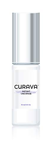 Curava Instant Line Erase | Temporary Instant Wrinkle Remover for All Skin Types and Ages