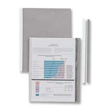 Cline Polypropylene Report Cover - C-Line Products, Inc. Products - Report Cover, w/ White Binding Bars, Polypropylene, 50/BX, Clear - Sold as 1 BX - Versatile report covers hold letter-size presentations, papers and reports firmly in place and keep them protected. See-through material enhances every presentation. Made of polypropylene. Covers include 1/8amp;quot; binding bars to secure materials.