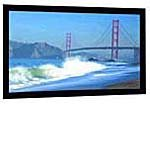(Cinema Contour Matte White Fixed Frame Projection Screen Viewing Area: 52