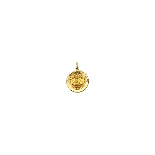 roy-rose-jewelry-14k-yellow-gold-12mm-round-san-juan-de-los-lagos-medal-pendant-charm