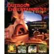 Outdoor Fireplace Plans Outdoor Entertainment Beehives, Barbecues, Fireplaces, and More : How to Build an Inviting Outdoor Entertainment Area : 15 Spectacular Plans, Complete Material Lists, Basic Instructions (Paperback) (Kathy James's Outdoor Entertainment Ideas & Designs)