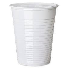 Thali Outlet - 500 x Blanco 20 ML Fuerte Beber Vaso Vasos ...