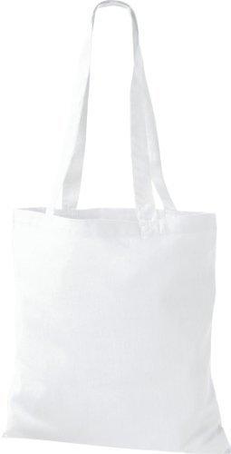 Borsa tote Shirtinstyle Bianco bianco donna BvCHxqP
