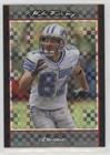 Mike Furrey #229/250 (Football Card) 2007 Bowman Chrome - [Base] - X-Fractor #BC144