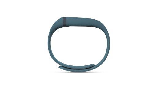 Amababa(TM) 1PC Replacement Bands with Metal Clasps for Fitbit Flex / Wireless Activity Bracelet Sport Wristband / Fitbit Flex Bracelet Sport Arm Band (No tracker, Replacement Bands Only) (Slate, Large)