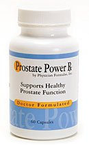 4 Bottles Prostate Power Rx - 60 Caps - Formulated w/Saw Palmetto Extract, Pygeum, Beta Sitosterol, Stinging Nettle 4:1 Extract,