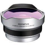 Olympus FCON-P01 Fisheye Converter For Olympus 14-42mm MFT Lens