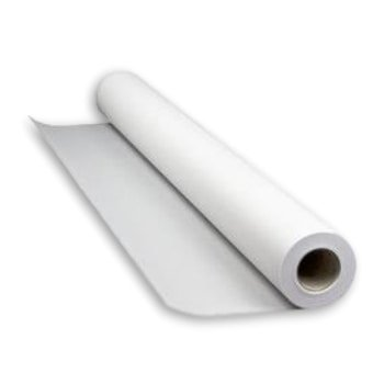 Alliance Vellum Wide Format Aqueous Ink Jet Paper with 2'' core 20# - 1 roll/Carton (24'' x 150') by Alliance