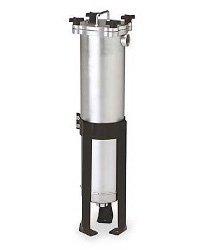 Pentek GP802AL3 Aluminum Filter Bag Housing