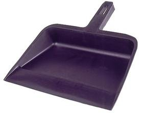 Weiler 71077 Dust Pan, Molded Plastic